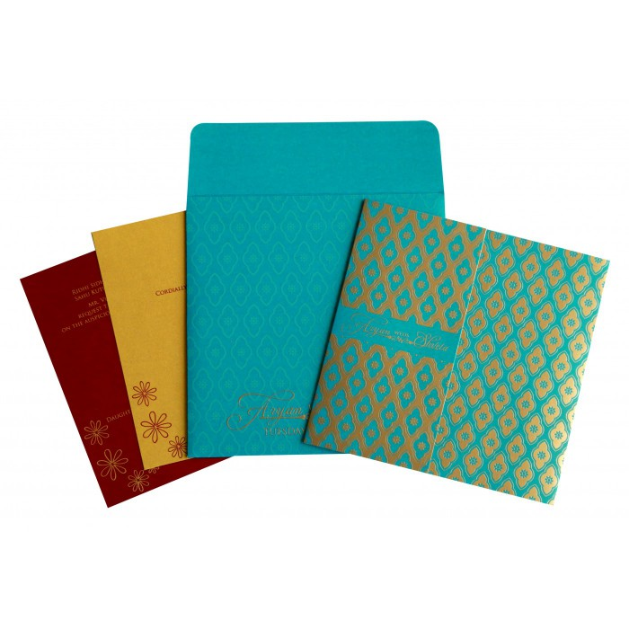 South Indian Cards - SO-8263B
