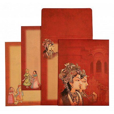 South Indian Cards - SO-1568