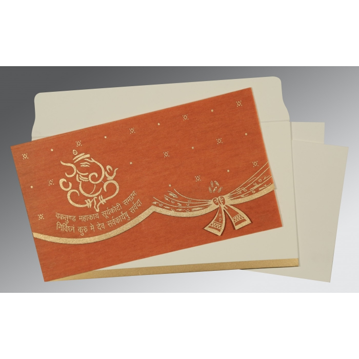 Hindu Wedding Cards - W-0196