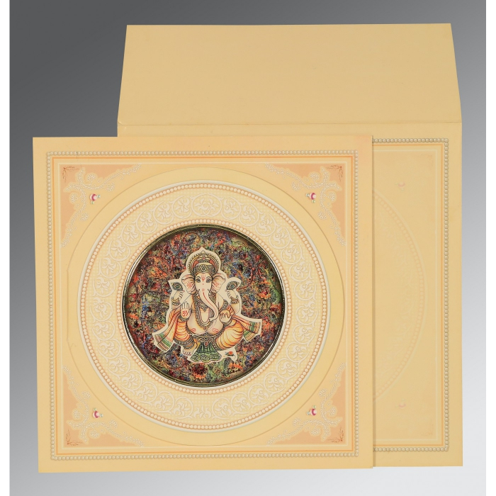 Hindu Wedding Cards - W-1101