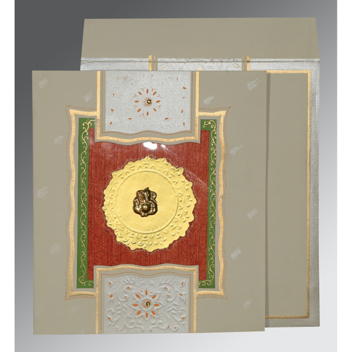 Indian Wedding Invitations - IN-1144