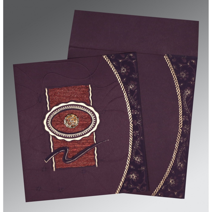 Indian Wedding Invitations - IN-1169