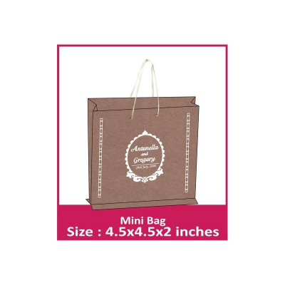Carry Bags CB-007 - 123WeddingCards