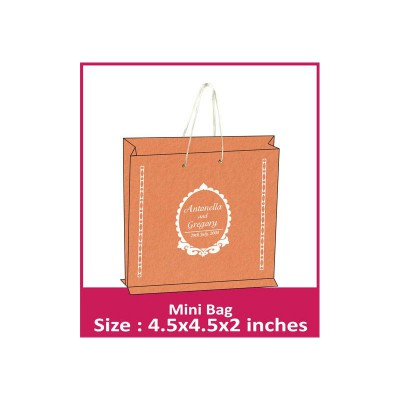Carry Bags CB-011 - 123WeddingCards