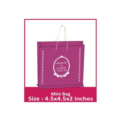 Carry Bags CB-012 - 123WeddingCards