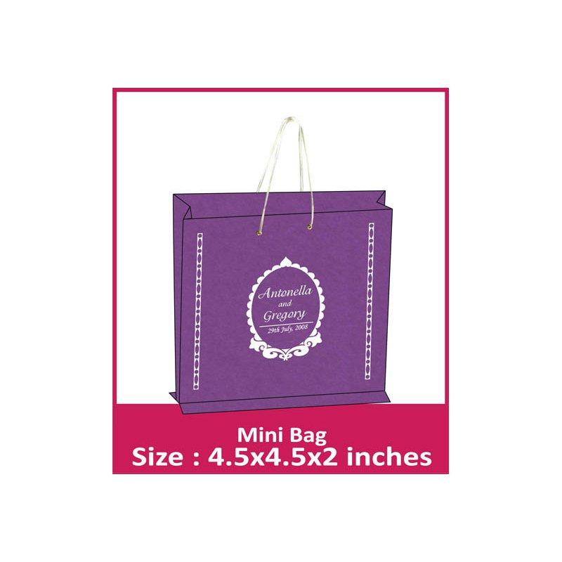Carry Bags : CB-001 - 123WeddingCards